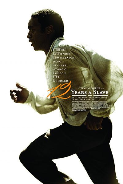 Двенадцать лет рабства постер